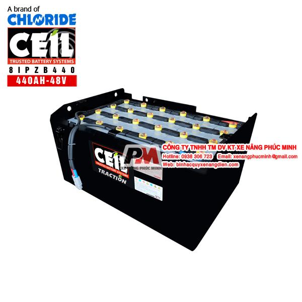 Bình điện Choloride